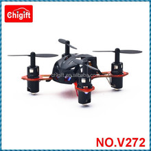 V272 4CH 2.4G Nano 3D RC Quadricopter model airplane