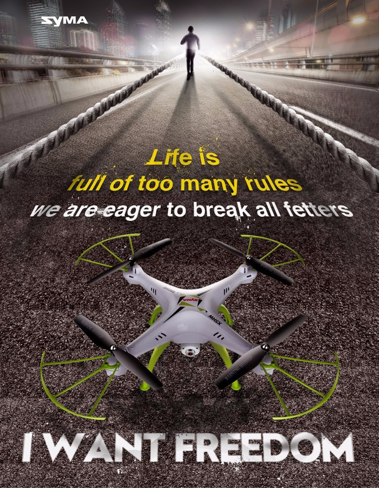 Syma X5HW wifi Função Hold Altitude drone com hd camera rc quadcopter 2.4 Ghz 4CH RC Quadcopter