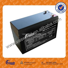 solar GEL battery 12v 7ah UPS deep cycle bateries with international certificate