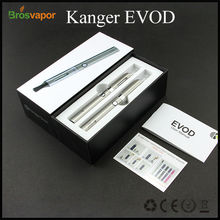 100% orignal kanger evod starter kit with factory price and all different color in stock