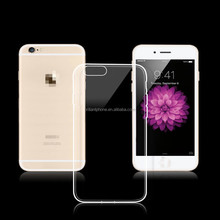 2015 Fashion Design Ultra-thin 0.5mm mobile phone cover tpu case for iphone 6