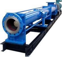 Stainless steel progressive cavity pump,mono screw pump,single screw pump