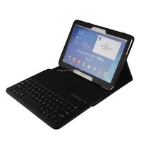 CE FCC ROHS Certification product For Samsung Galaxy Tab 2 10.1 P5100 P5110 P7500 P7510 tablet keyboard case