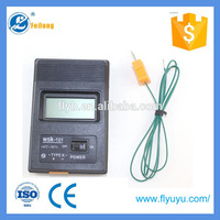 temperature sensor rapid response expendable thermocouple flthe circle type temperature sensor