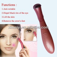 Mini Size Eye Wrinkle Remover, Handheld Vibration Eye Massager with Ions