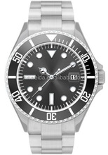 classic design men watch, submarine watch for deep dive, rotating BEZEL stainless steel watch