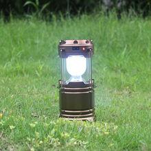 CL01 aluminum alloy portable best camping lantern