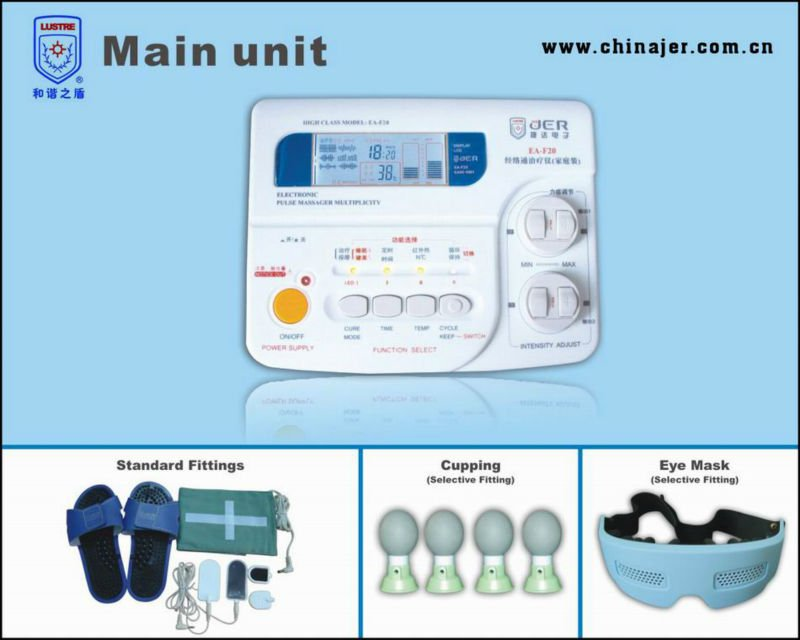 Electronic Medical Devices : New home electronic health device ea f with ce iso buy