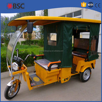 Advanced Design passenger electric tricycle