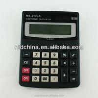 flexible big display mini solar calculator