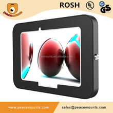 VESA 75 and 100 Factory sale anti - theft shockproof universal tablet security case for 7 - 14 inches tablet