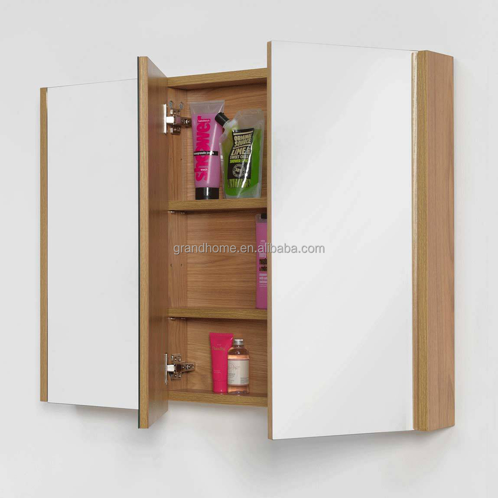 Armoire a pharmacie en bois 28 images medicine for Armoire salle de bain rona