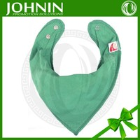 Customized design cheap washable and ecofriendly cotton soft baby bibs