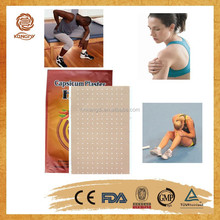 New product Pepper Plaster /Arthritis pain relief patch made in china