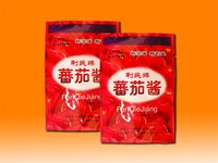 Small Shampoo Or Tomato Paste Filling And Sealing Packing Machine