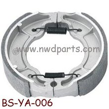 RXK-NEW and YBR125 and SRZ125 motorcycle brake shoes