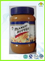 510g famous brands canned food product(export) peanut butter