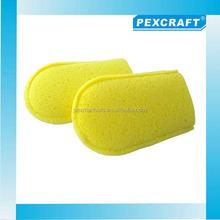 Sponge wash mitt
