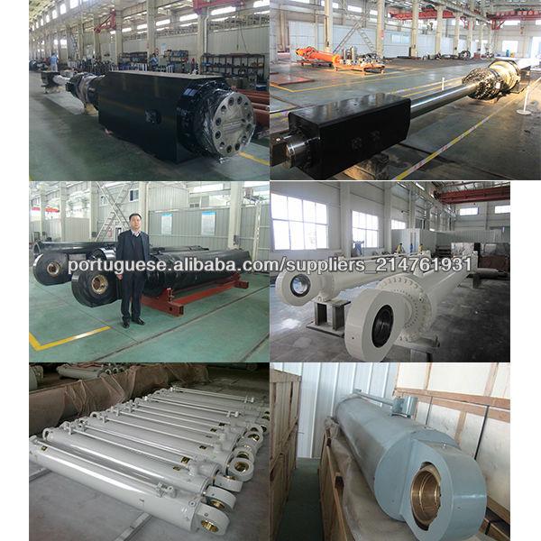 Cilindro Hidráulico de 100 toneladas Barato