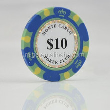 High Quality Custom Logo Poker Chips Promotion Poker Chips (KL035)