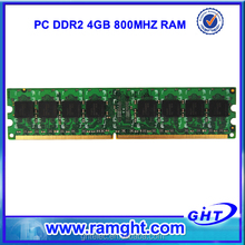 Global Hightech Technology 800D2N6/4G DDR2 RAM 4GB PC6400