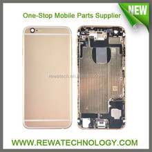 "Factory OEM for iPhone 6 4"" Back Cover Housing with Parts"