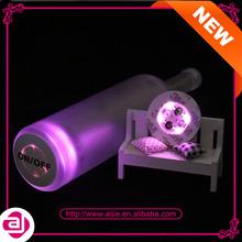 Hot selling new LED flashing wine bottom sticker party product