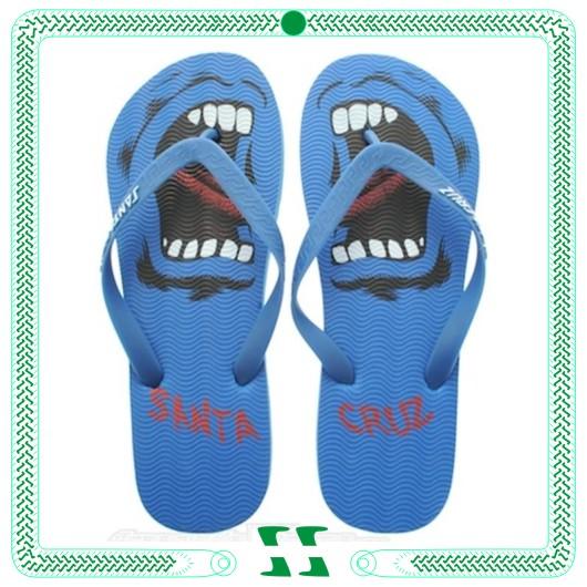custom flip flop