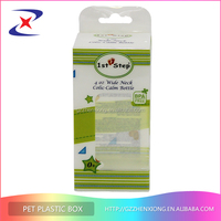 Small box package for 10ml or 15ml bottle with packing plastic box factory