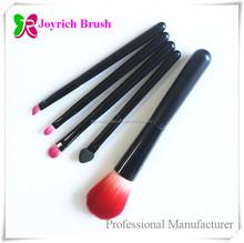 Two color Hair Cosmetic Brush Wholesale Price Custom LOGO Makeup Brushes