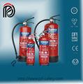 EN3 extintor de incendios, protable de tipo