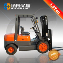 more comfortable forklift truck 3t