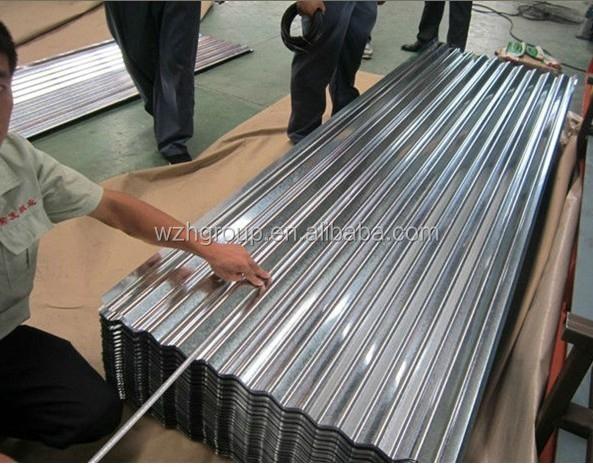 Industrial Galvanized Iron Sheet Sheet Metal Roofing Gi