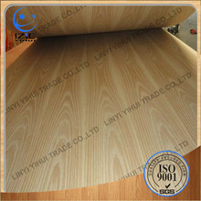 4MM Natural Ash Faced MDF for Furniture and Interior Doors