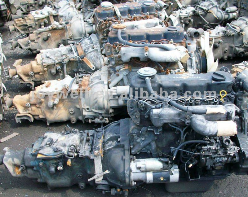 Used Nissan Diesel Engine Td27 Buy Used Engine Used