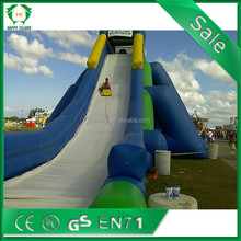 china top sales crazy fun cheap inflatable water slides for sale