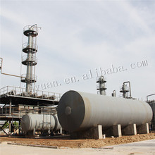 JINPENG Large Capacity Crude oil,fuel oil,used oil distillation plant with CE,SGS,ISO