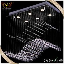 crystal chandelier of K9 decoration modern light