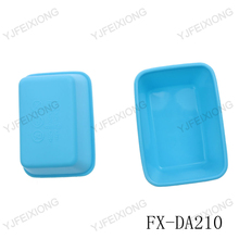 DA210 rectangular cake pans mini loaf pan silicone baking tins