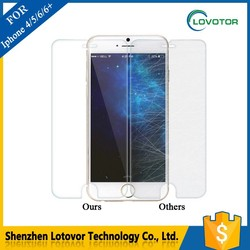 Hot Selling for iPhone 6 accessories super clear tempered glass screen protector