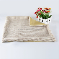 ZOOYOO yellow pillow case simple striped pillow case not disposable pillow case recycle bloster (ETH0151W)