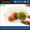 Transparent Plastic Container for fruit packaging