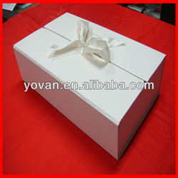 Fancy Wholesale Wedding Dress Box