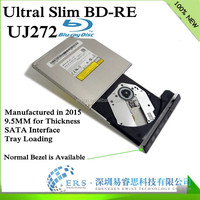 2015 Brand NEW Ultra Slim SATA Bluray Laptop DVDRW uj272