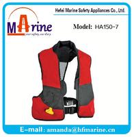 solas mesh fishing inflatable life vest