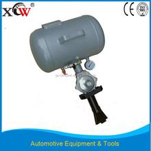 High quality auto repair tools 10 Gallon Aluminium Tire air booster with pneumatic valve