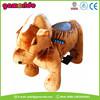 AT0630 wooden elephant rocking horse ride on toy unicorn toy walking horse