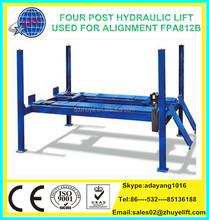 ever lift; wheel alignment slip plates ; used wheel alignment lift