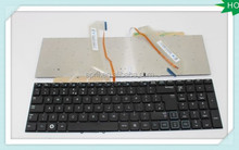 laptop keyboard for Samsung RF710 UK is a notebook computer keyboard with a backlight