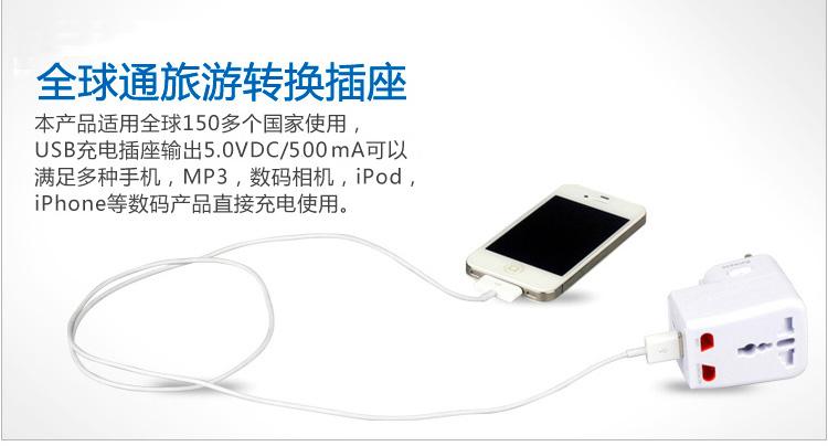 Электрическая вилка USB